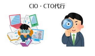 CIO・CTO・システム担当者代行